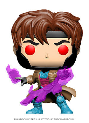 Funko Pop! Marvel: X-Men Classic - Gambit w/ Cards (Coming Soon) London Toy Fair Reveals