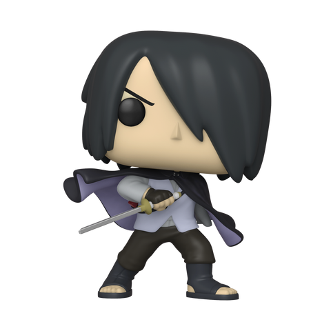 Funko Pop! Animation: Boruto - Sasuke w Cape Specialty Series (COMING IN JULY)