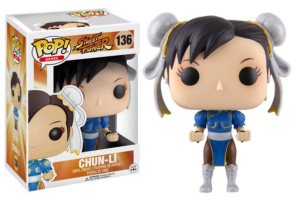 POP! Games Street Fighter Chun-Li