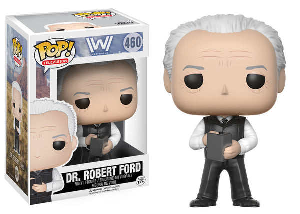 Funko Pop! Television Westworld Dr. Robert Ford