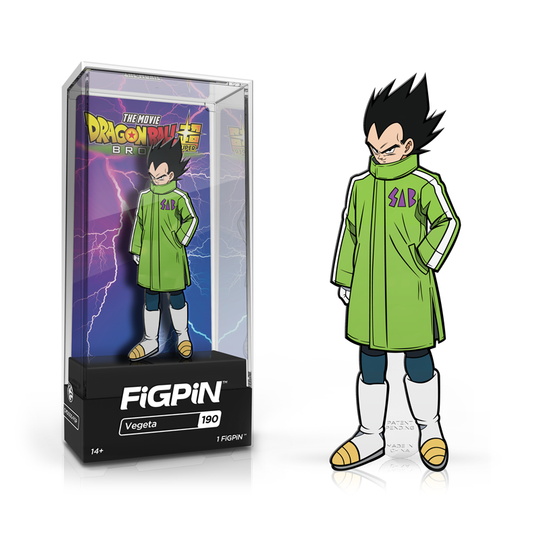 FiGPiN Dragon Ball Super - Vegeta