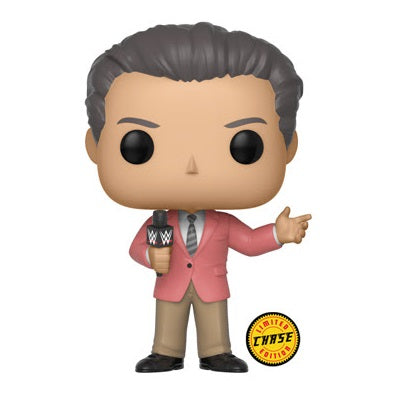Funko POP! WWE: Vince McMahon CHASE