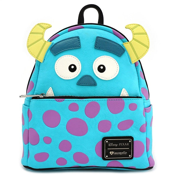 3f05663d257 Loungefly Monsters Inc. Sully Mini Faux Leather Backpack – Tom s Model