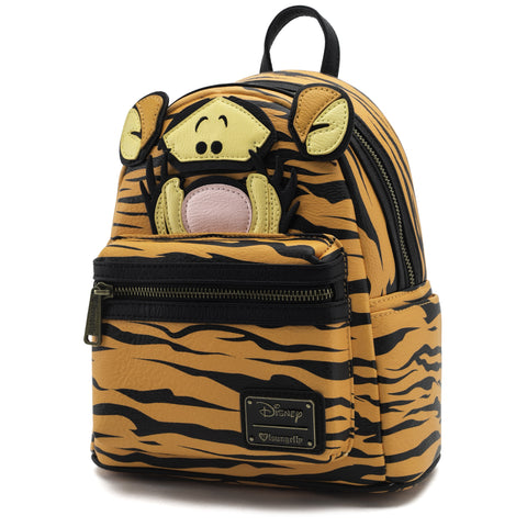 Loungefly Tigger Faux Leather Mini Backpack