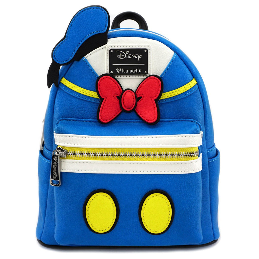 575d56214cb Loungefly Donald Duck Cosplay Faux Leather Mini Backpack – Tom s Model