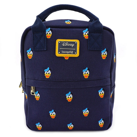 Loungefly Donald All Over Print Mini Backpack