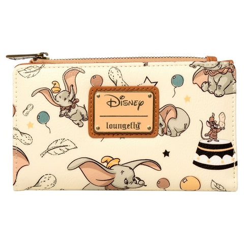 Loungefly Dumbo Print Bifold Wallet