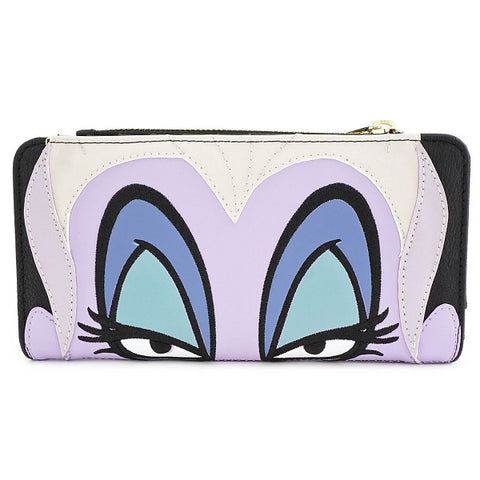 Loungefly Ursula Zip Around Wallet