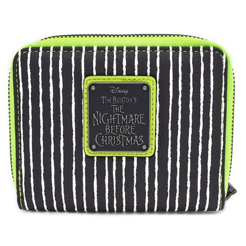 Loungefly Nightmare Before Christmas Jack Skellington Wallet