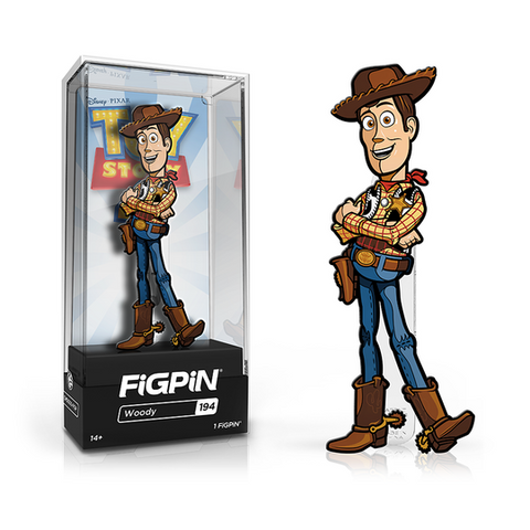FiGPiN Disney Toy Story - Woody