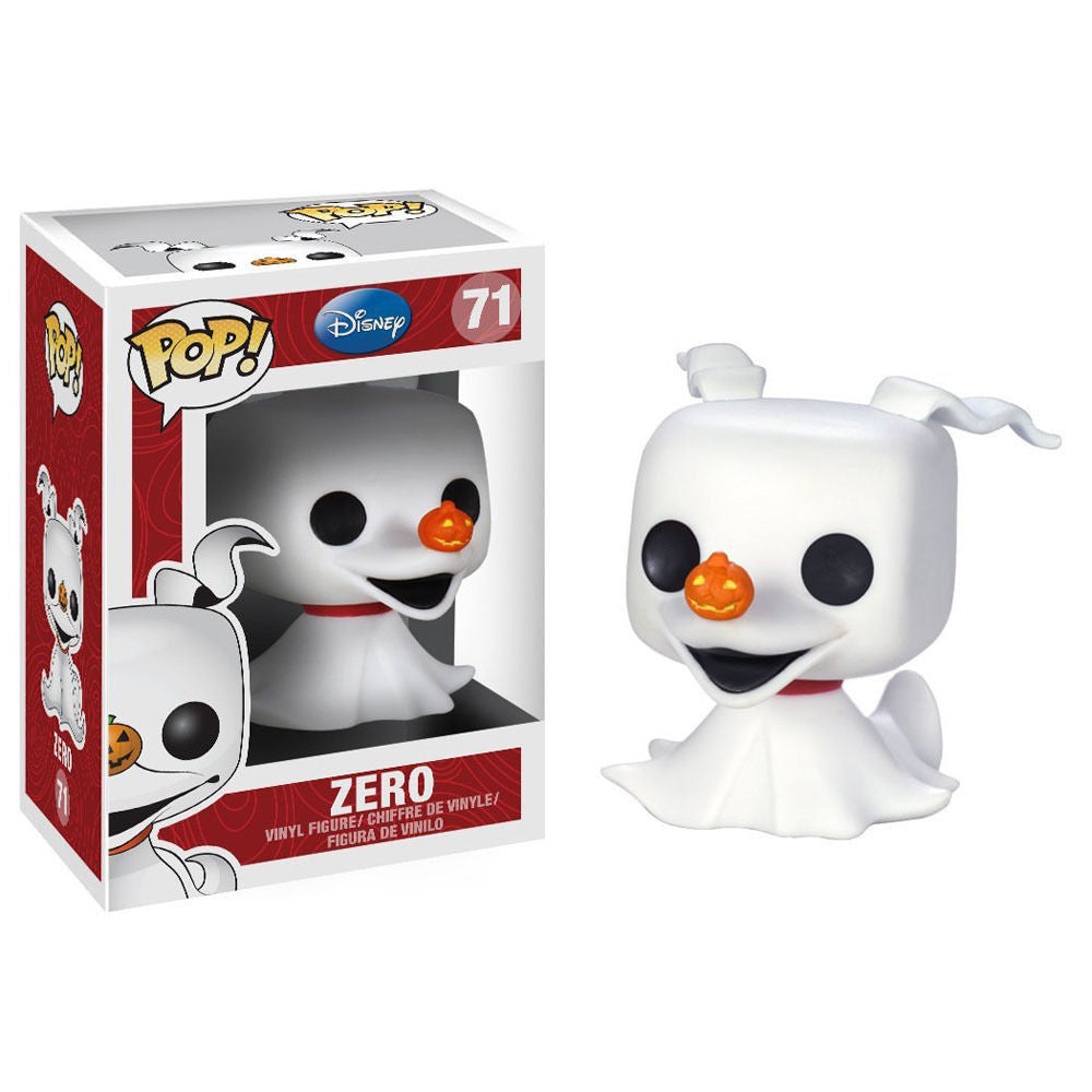 Funko Pop! Disney: Nightmare Before Christmas - Zero – Tom\'s Model