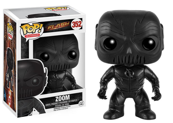 Pop! Television The Flash Zoom