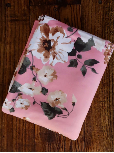 Pink Floral: DBP - choose style
