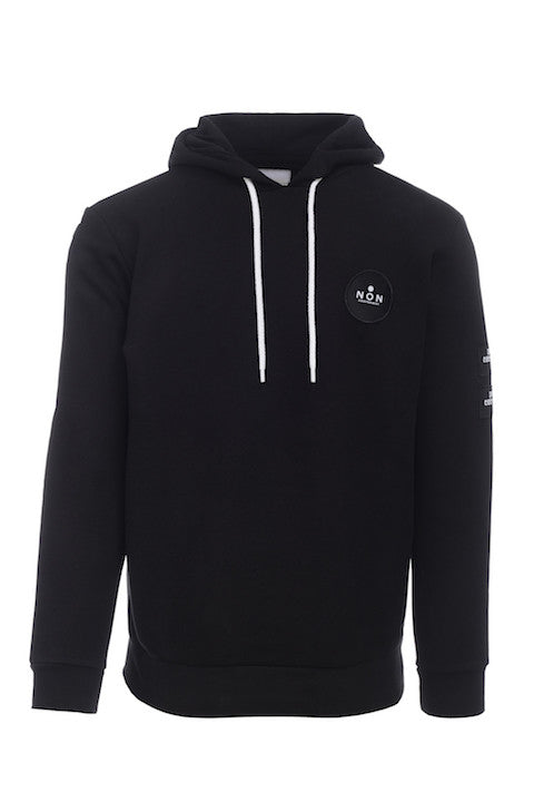 NC - BLACK PULLOVER