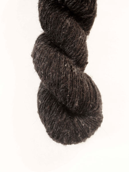 Handspun Sheepwool from the Himalayas undyed and organic.