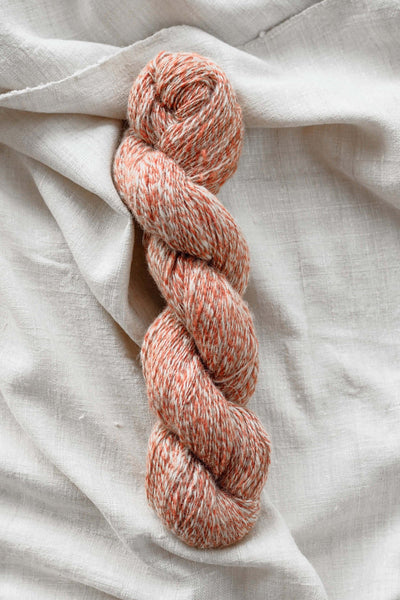 Handspun Wool + Silk Journey