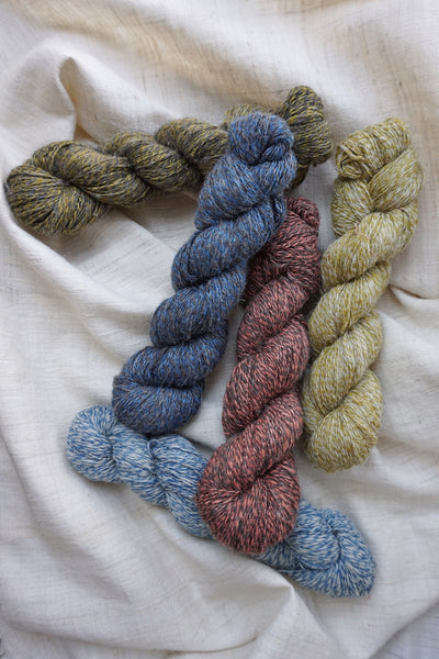 Journey Yarn Onion Skins Grey