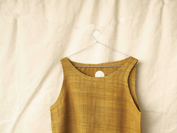 Eri Silk Fabric Onion Skins