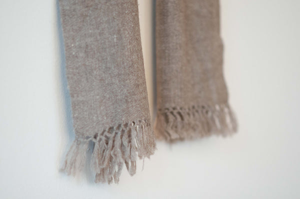 scarf, wool, pashminawool, Ladakh sustainable and natural fibers, organic, ethical fashion, slow fashion,natural dyes, handspun, handspunyarn