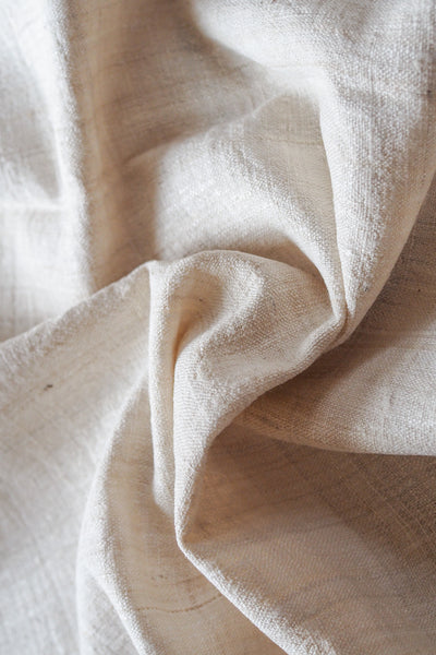 Eri Silk Fabric Undyed