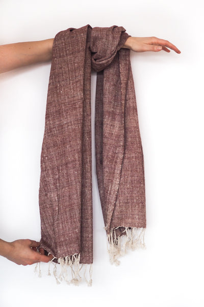 Scarf Teak Young