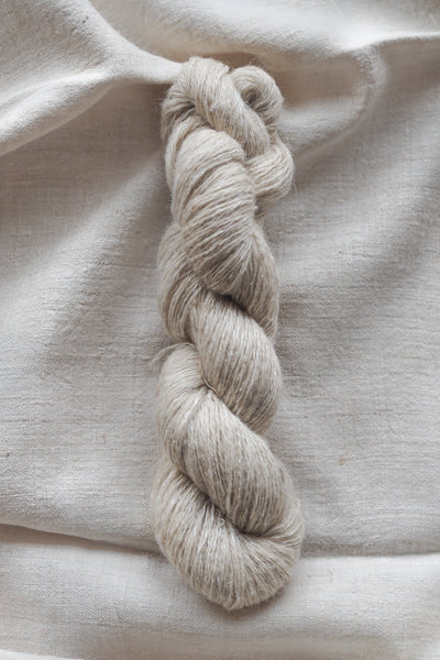 Journey Yarn White
