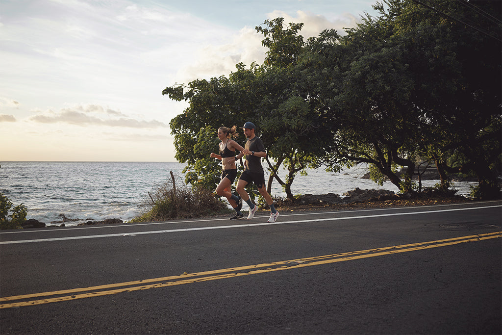 Ryzon Imogen Simmonds Ironman Hawaii Interview Running