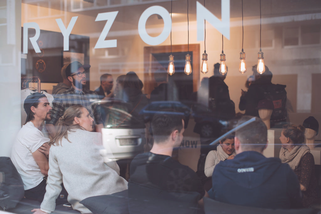 Ryzon Showroom