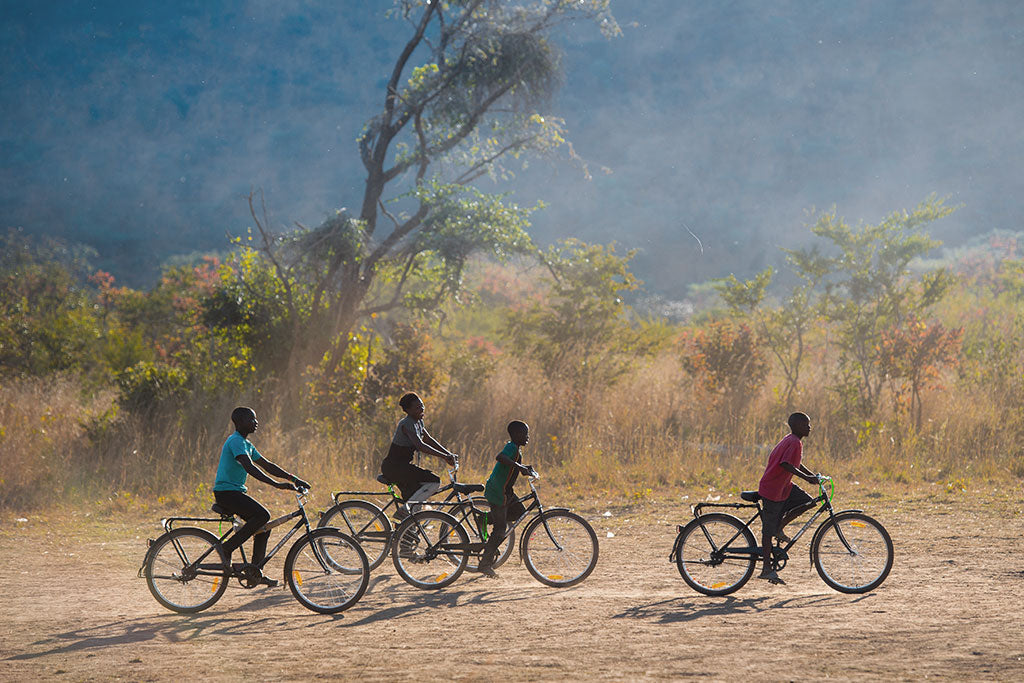 Ryzon, United In Humanity, UIH, Journey, Photography by World Bicycle Relief
