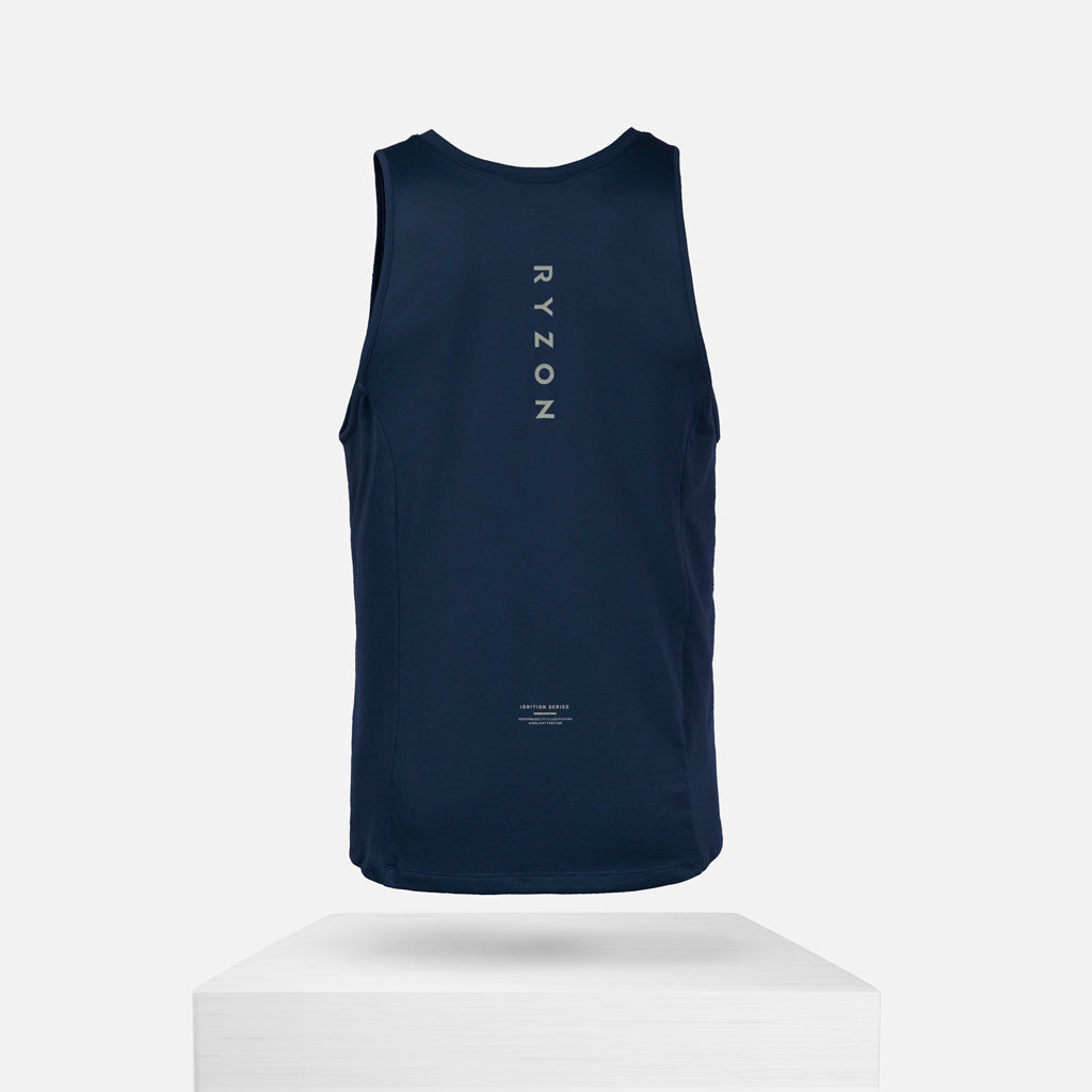 Ignition Running Singlet Men