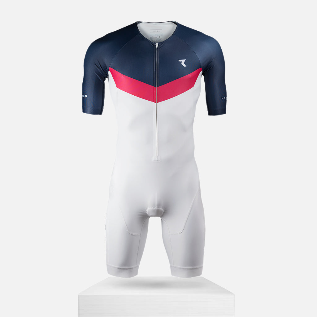 Signature Sleeve Tri Suit