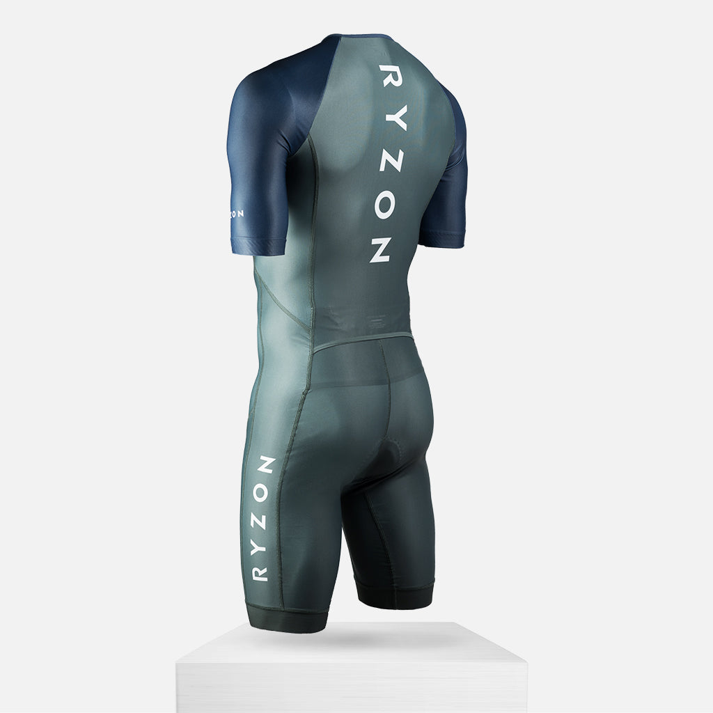 Signature Sleeve Tri Suit 2018