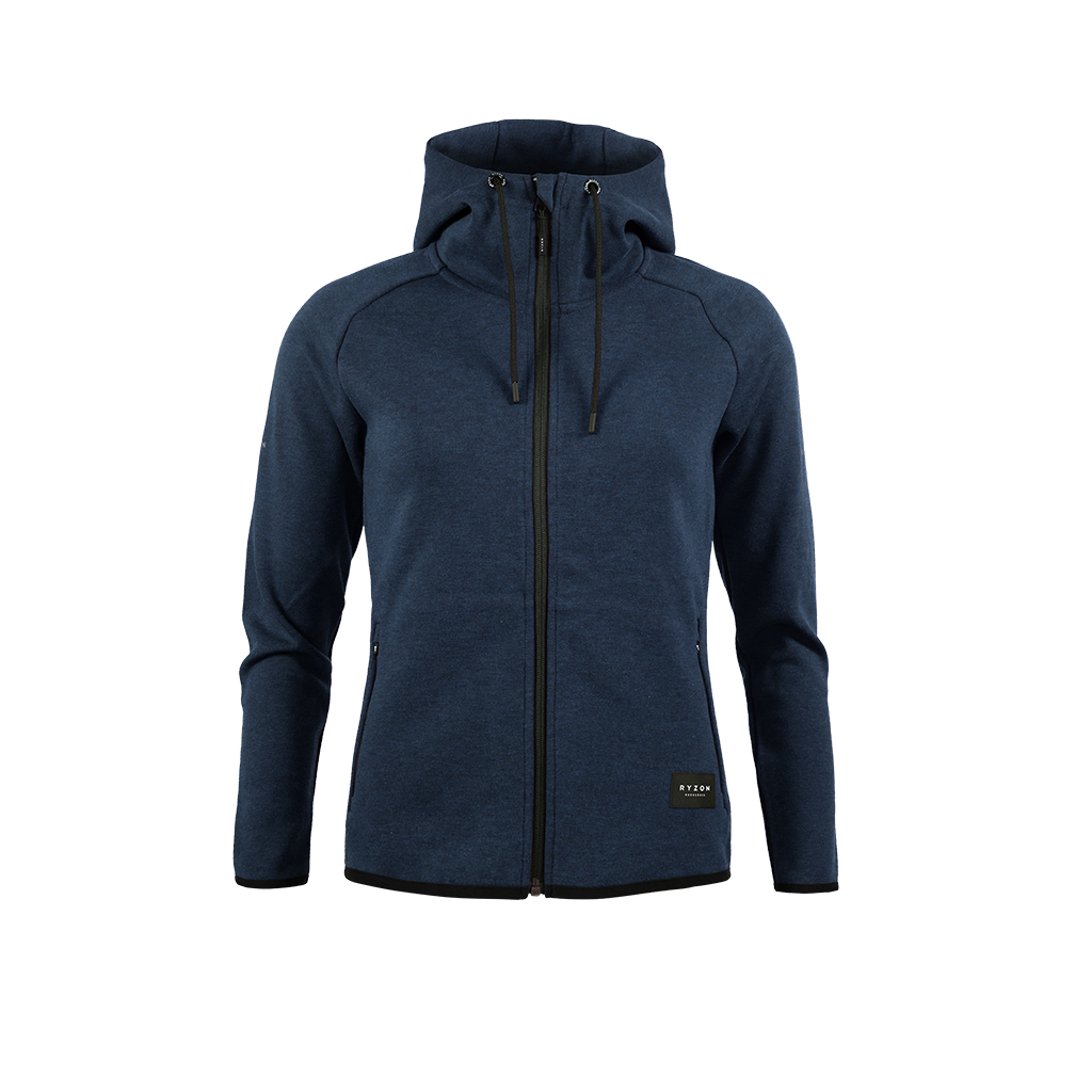 Recharged Fuel Hooded Jacket Women