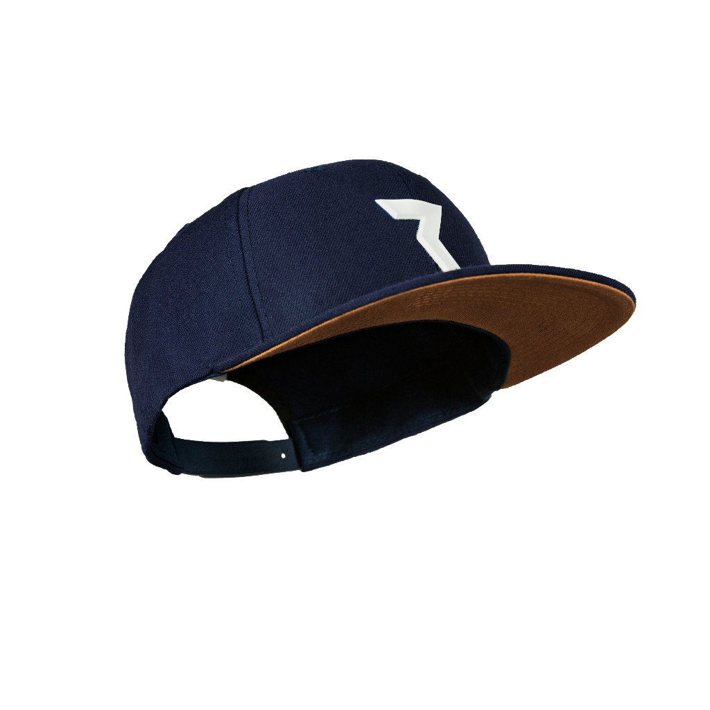 "Recharged Aura Snapback Cap ""Icon"""