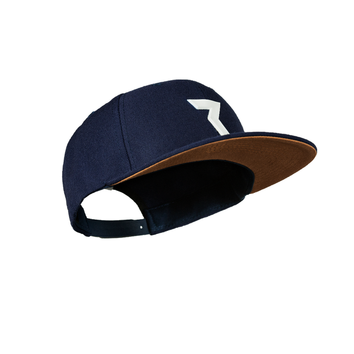 Recharged Aura Snapback Cap Icon