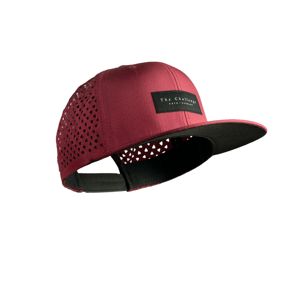 Challenge Roth Performance Snapback Cap
