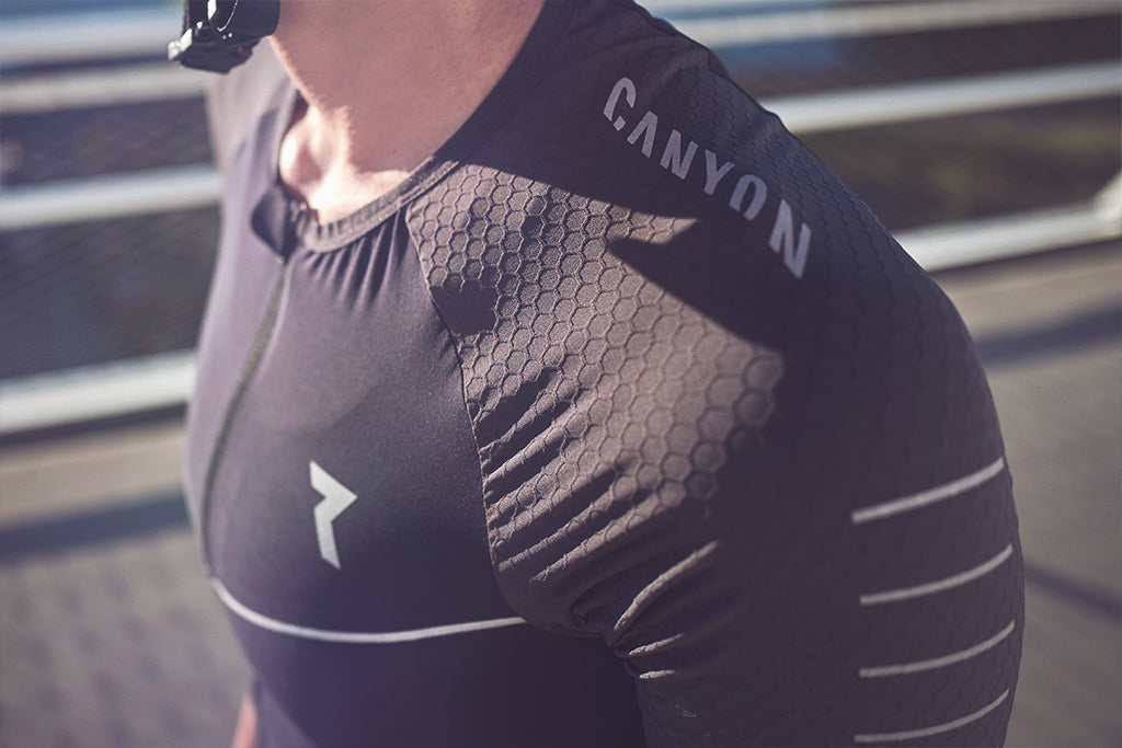 Myth Aero Sleeve Tri Race Suit Canyon Edt. Tri Suit Triathlonanzug