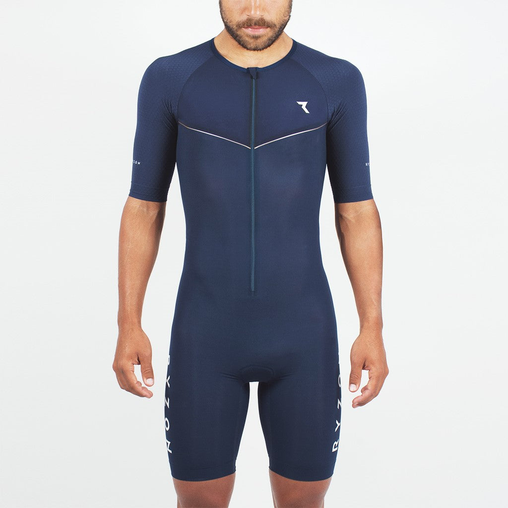 Myth Aero Sleeve Tri Race Suit 2017
