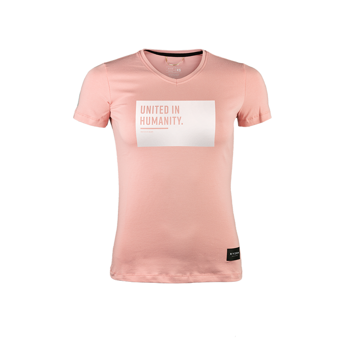 Recharged Escape T-Shirt United in Humanity Women