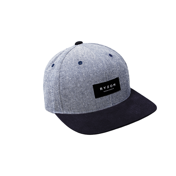 Recharged Aura Snapback Cap Oxford - 1st Generation