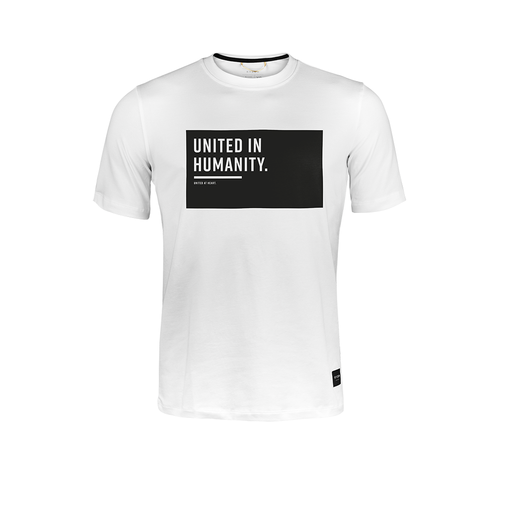 Recharged Escape T-Shirt United in Humanity