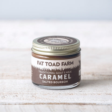 Traditional Goat's Milk Caramel