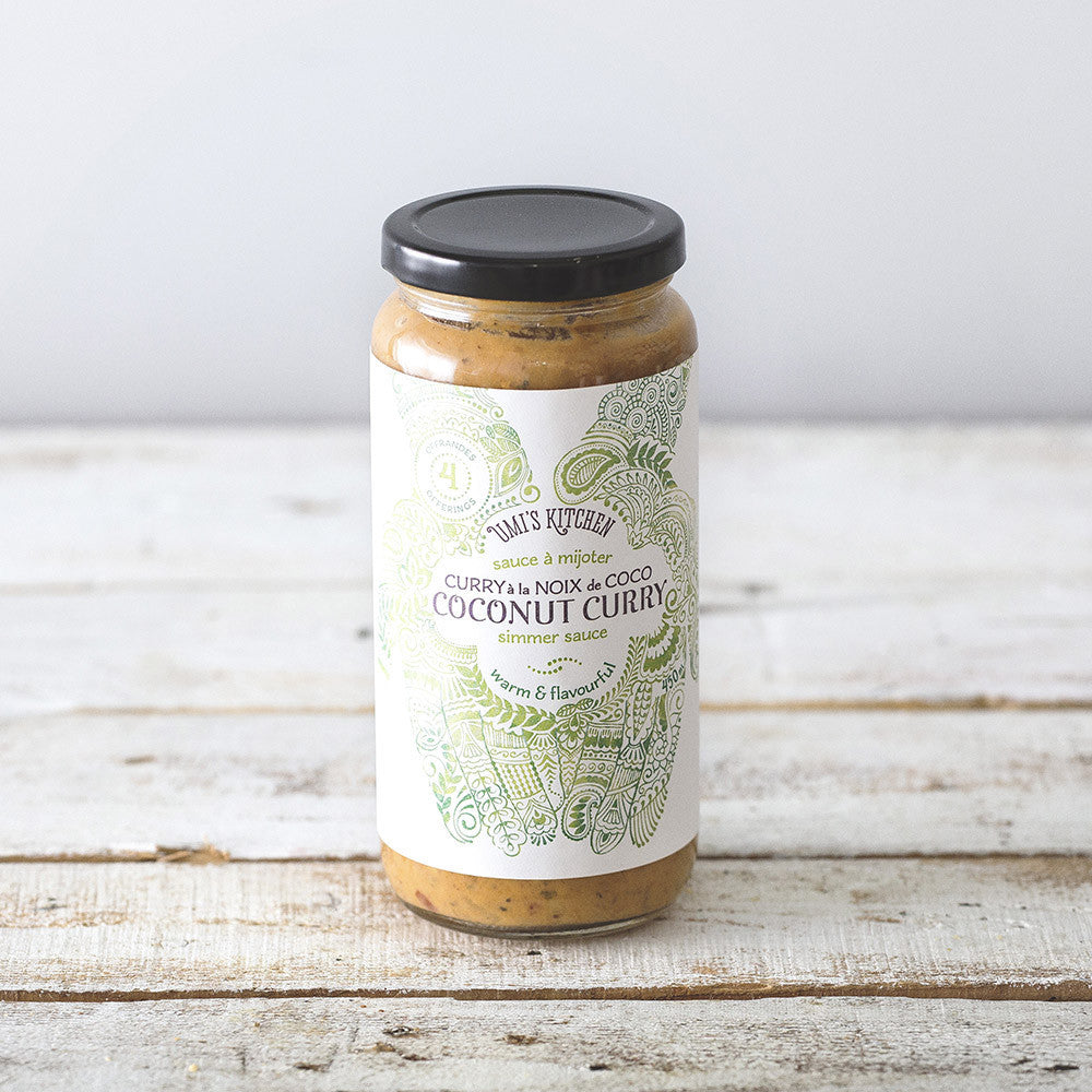 Coconut Curry Sauce – Eat.Feed.Love