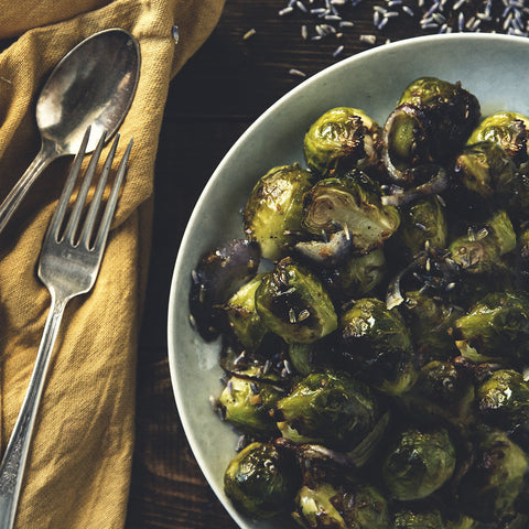 Secret Garden Brussels Sprouts