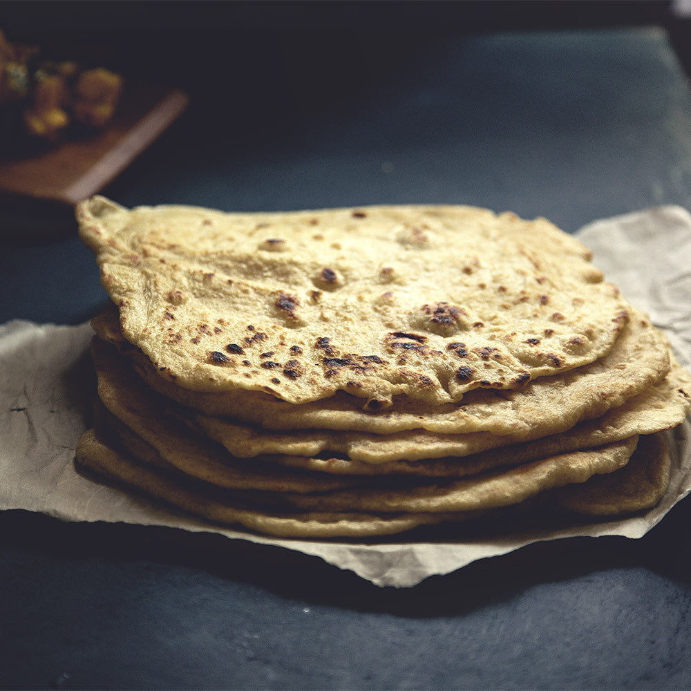 Lime Tortillas