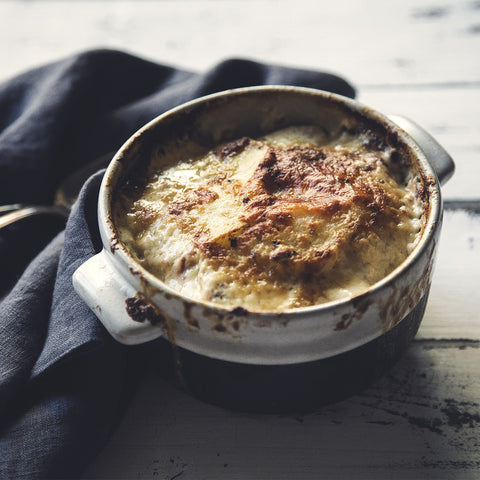 Tuscan Herb Potato Gratin