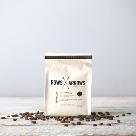 Bows and Arrows Hathaway Espresso