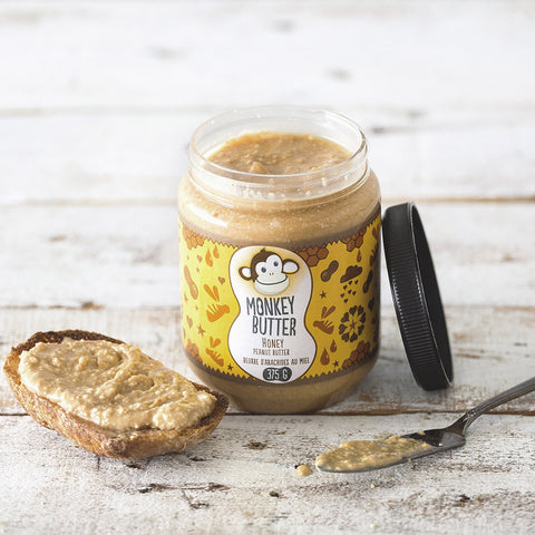 Honey Nut Butter