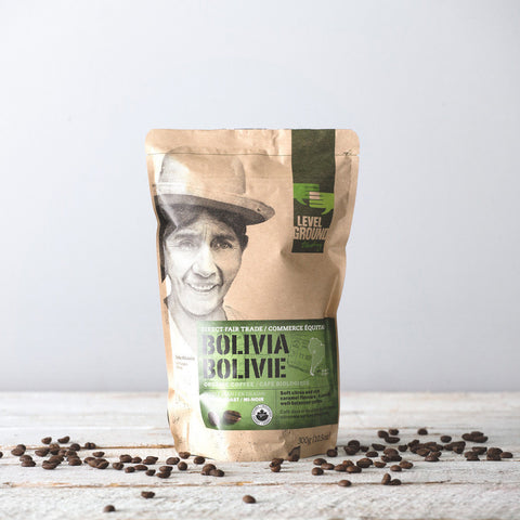 Level Ground Organic Medium Roast