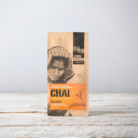 Level Ground Chai Tea